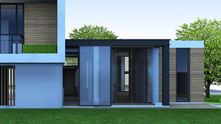 System fasadowy Terra Deski elewacyjne