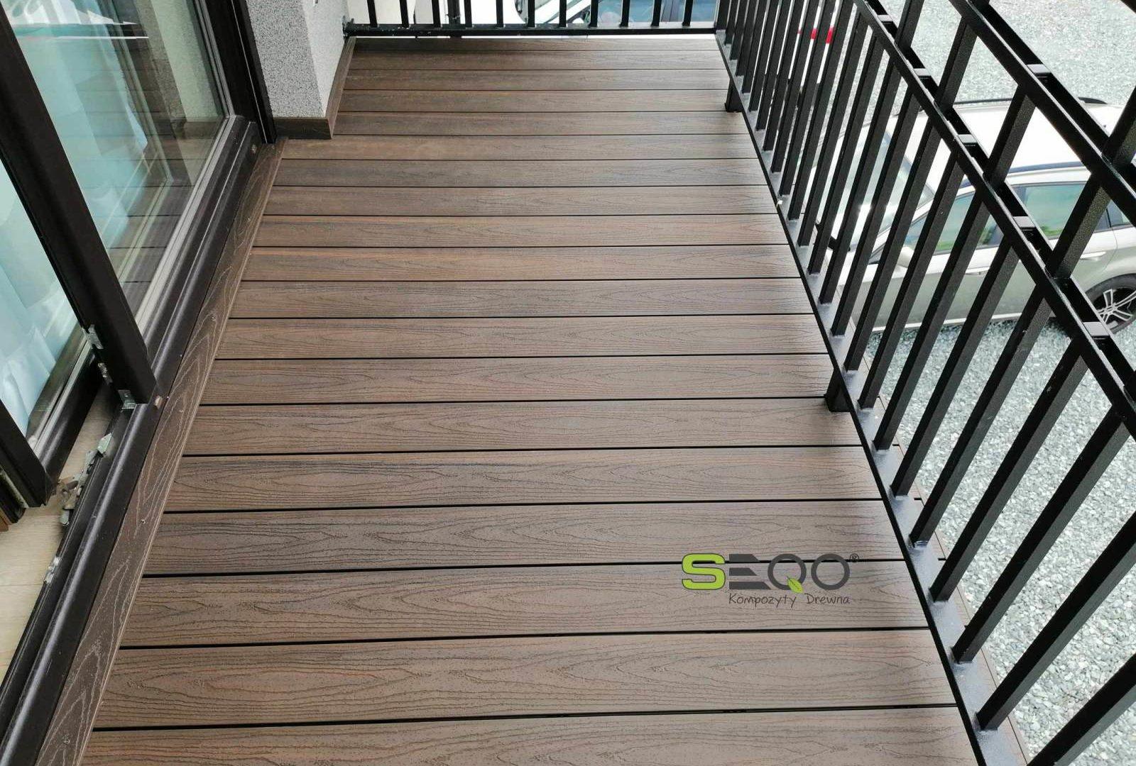 Balkon deska kompozytowa SEQO Premium